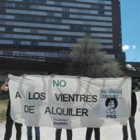 Activismo: NO a los vientres de alquiler