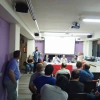 Activismo: Conferencia sobre el conflicto en Dönest