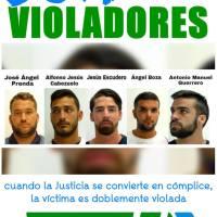 """Nuestro rechazo ante la sentencia del caso """"La manada"""""""